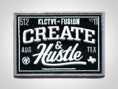 visualgraphic :      Create & Hustle