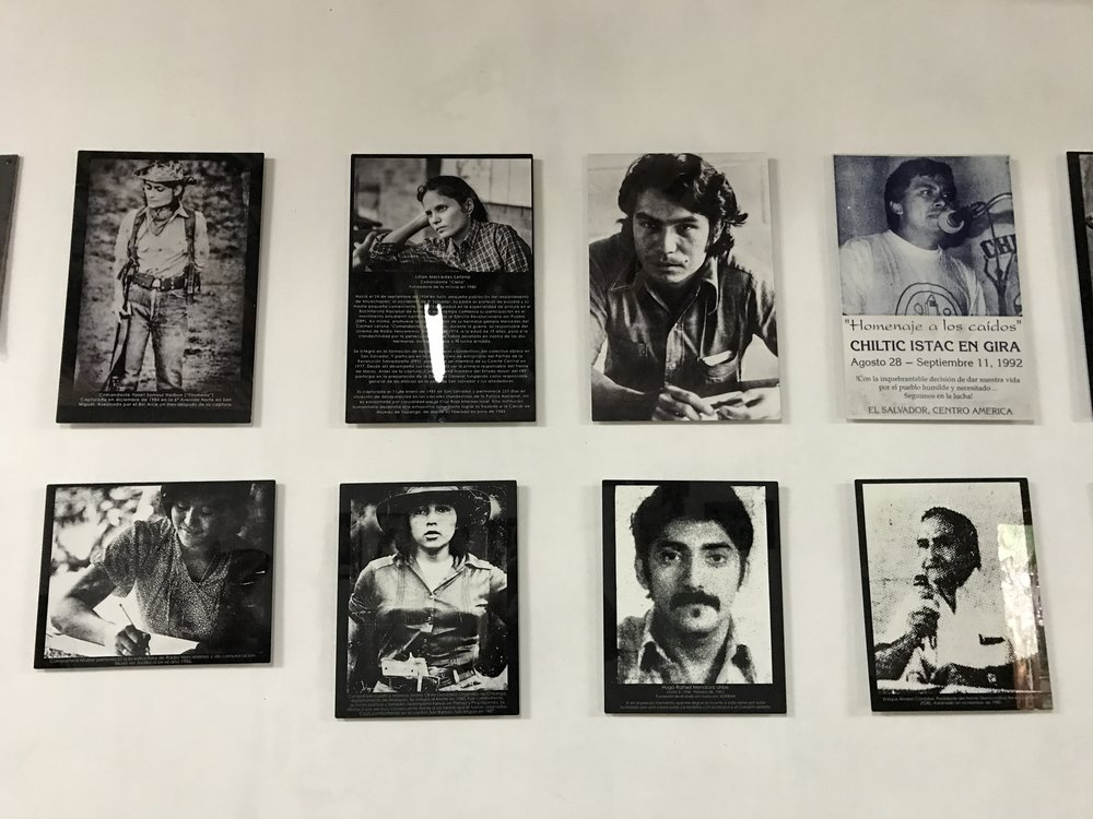 Wall of Portraits