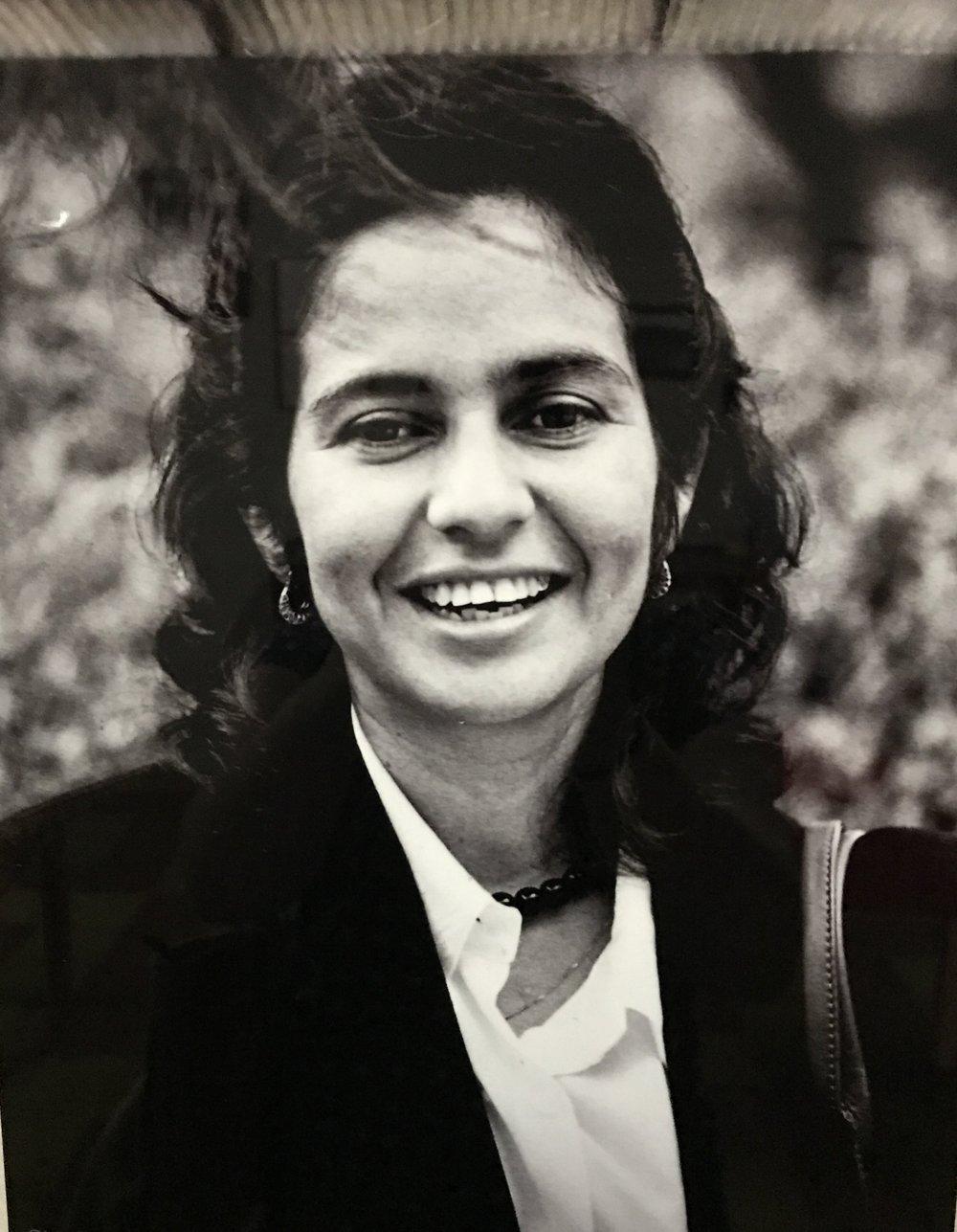 Comandante Ana Guadalupe Martinez