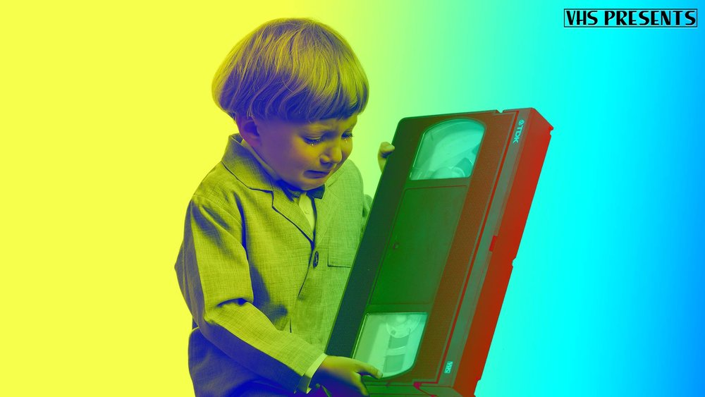 VHS Presents: Family, a screening of personal video archives.