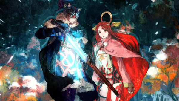 Endir and Setsuna