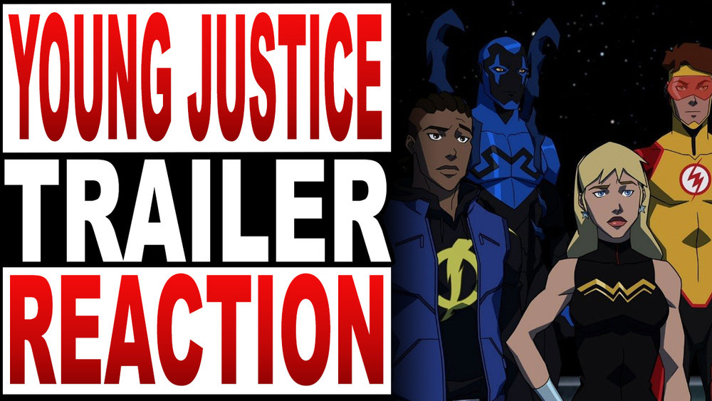 young justice reaction.jpg