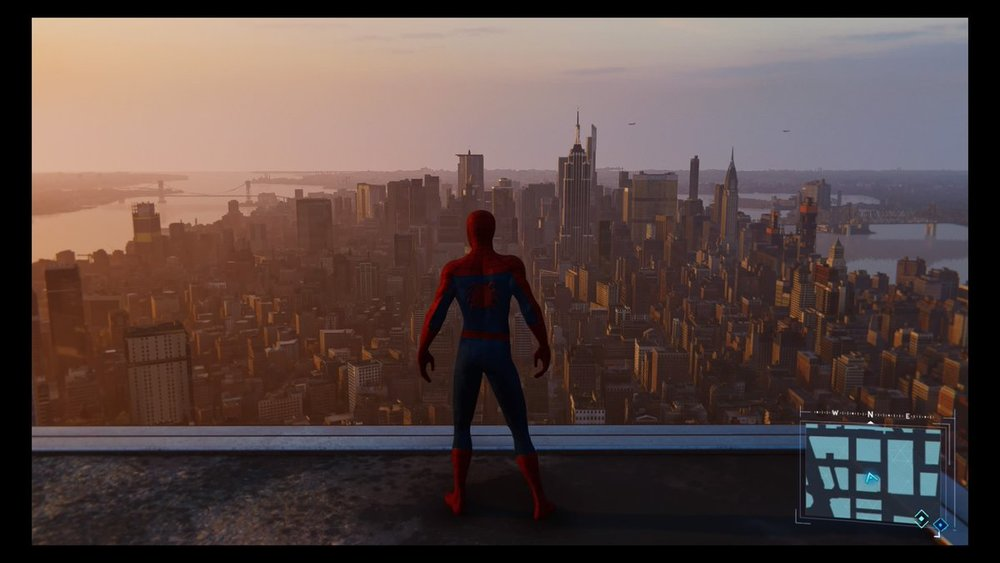 Beautiful Manhattan skyline.
