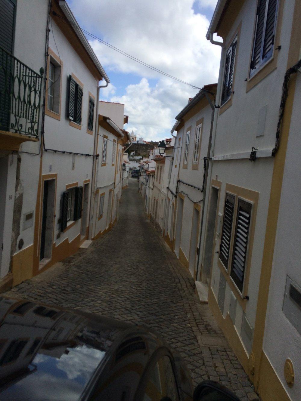 Alegrete, Portugal.