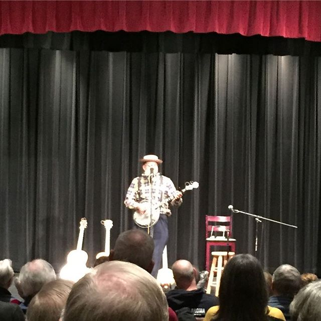 Dom was the 💣 tonight at @gilcreasemuseum @domflemons