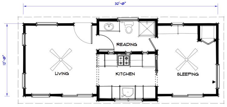 Floorplan Northwest Ideabox