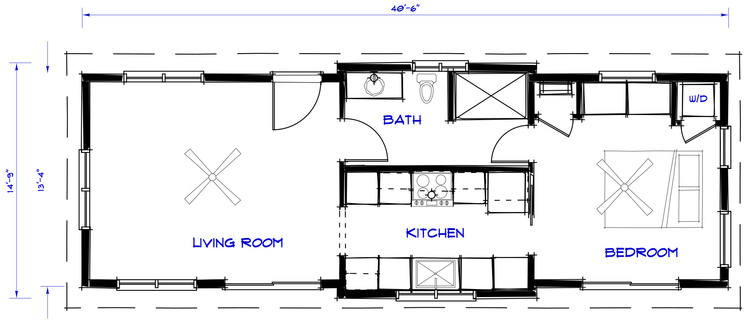 Floorplan northwest ideabox for Northwest floor plans