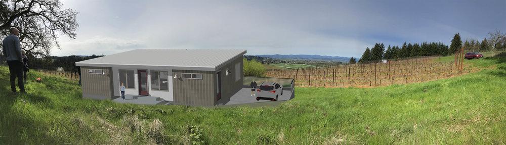 vineyard guesthouse