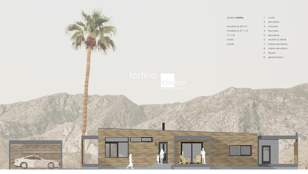 low rise palm residence