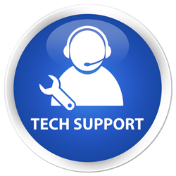 Tech Support Request Form