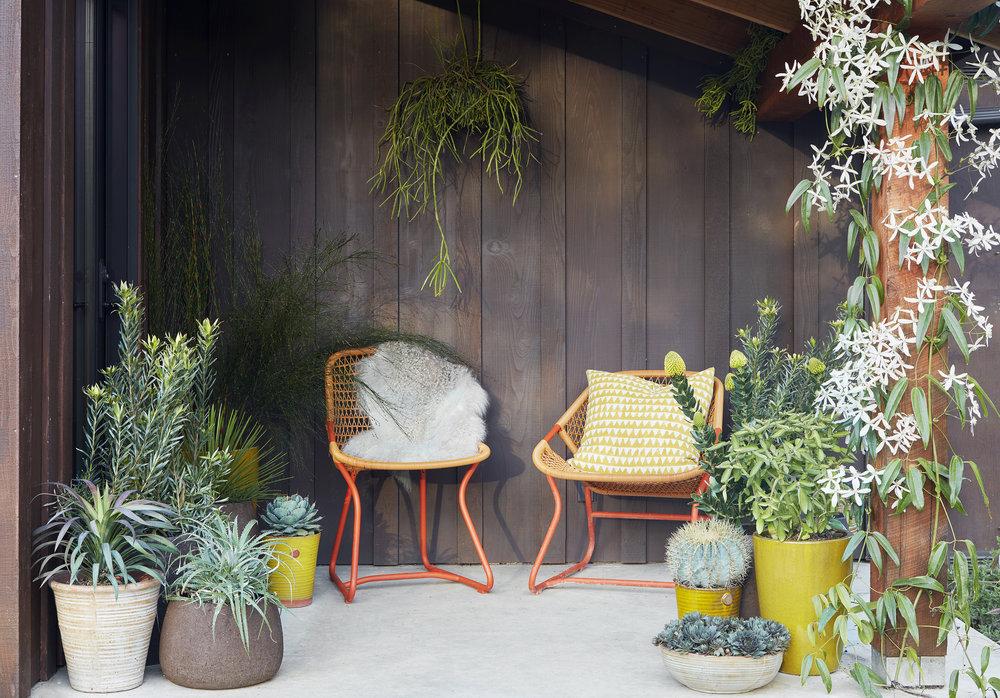 Flora Grubb Gardens In-Store Design Session