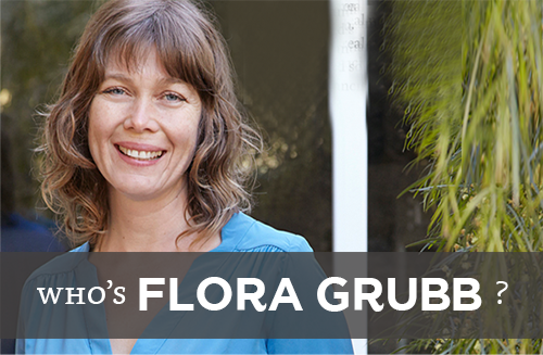 Yes, Flora Grubb is a real person! Learn a little about her, and us, here.