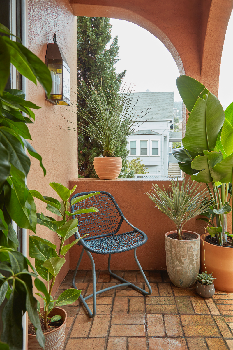 Small Garden Inspiration Sweet San Francisco Front Porch Flora Grubb Gardens