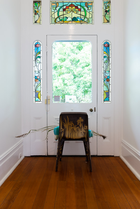 Sarah Goffman, Plastici, 2012, Lewers House, Penrith Regional Gallery, Sydney