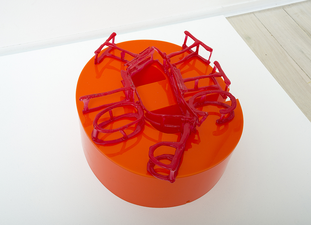Sarah Goffman, Maximalist Tokonoma, 2013, Gallery 9, Sydney