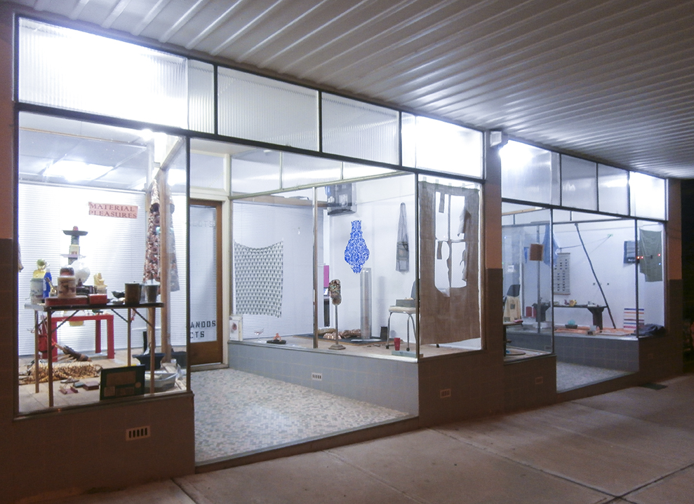 Sarah Goffman, HERE, 2014, Kandos Projects, Kandos