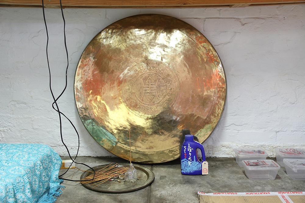 Sarah Goffman, Marrickville Opium Den, 2016, Marrickville Garage, Sydney