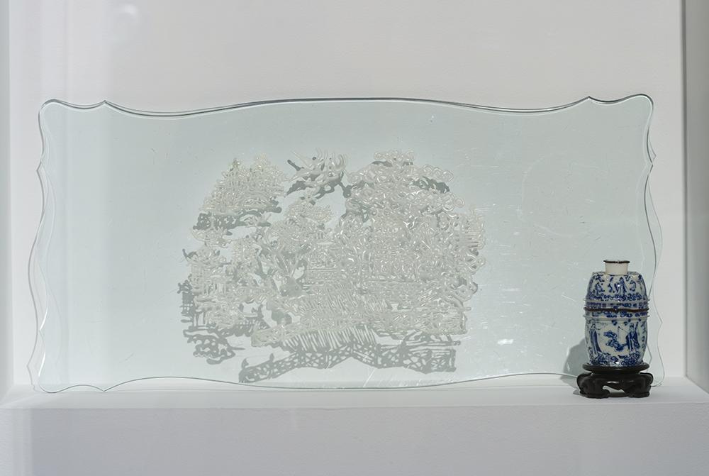 Sarah Goffman, I am a 3D Printer, 2017, Wollongong Art Gallery, Wollongong
