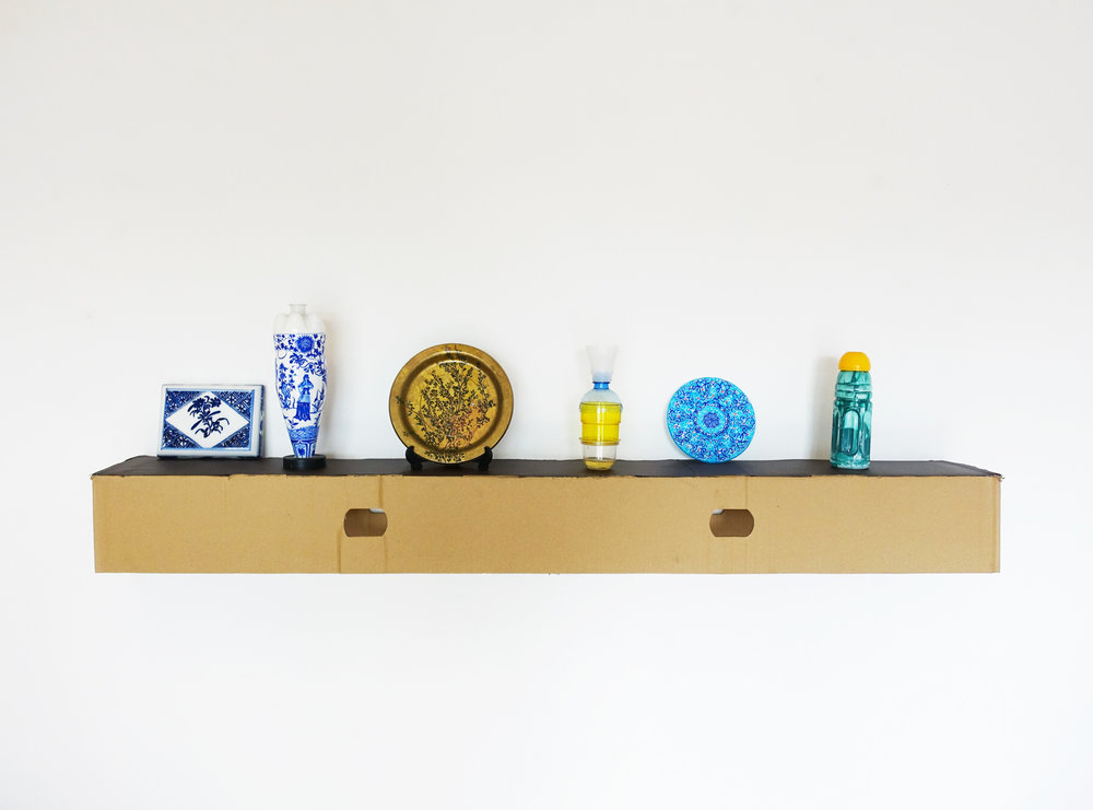Sarah Goffman, Õi Goffman / Not My Place, 2017, KNULP, Sydney