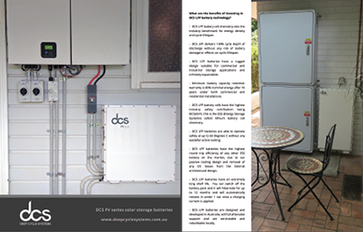 DCS PV Series Flyer - PDF 2.9MB