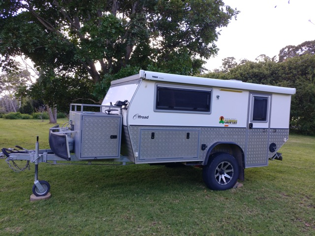 North Coast Campers - Caloundra Off road camper