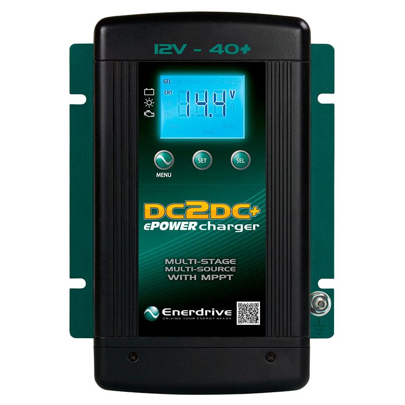 Enerdrive 40Amp DC2DC