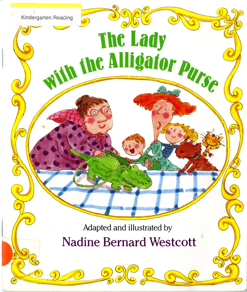 We used this children's book appropriate the our target audience, children aged 5-6.
