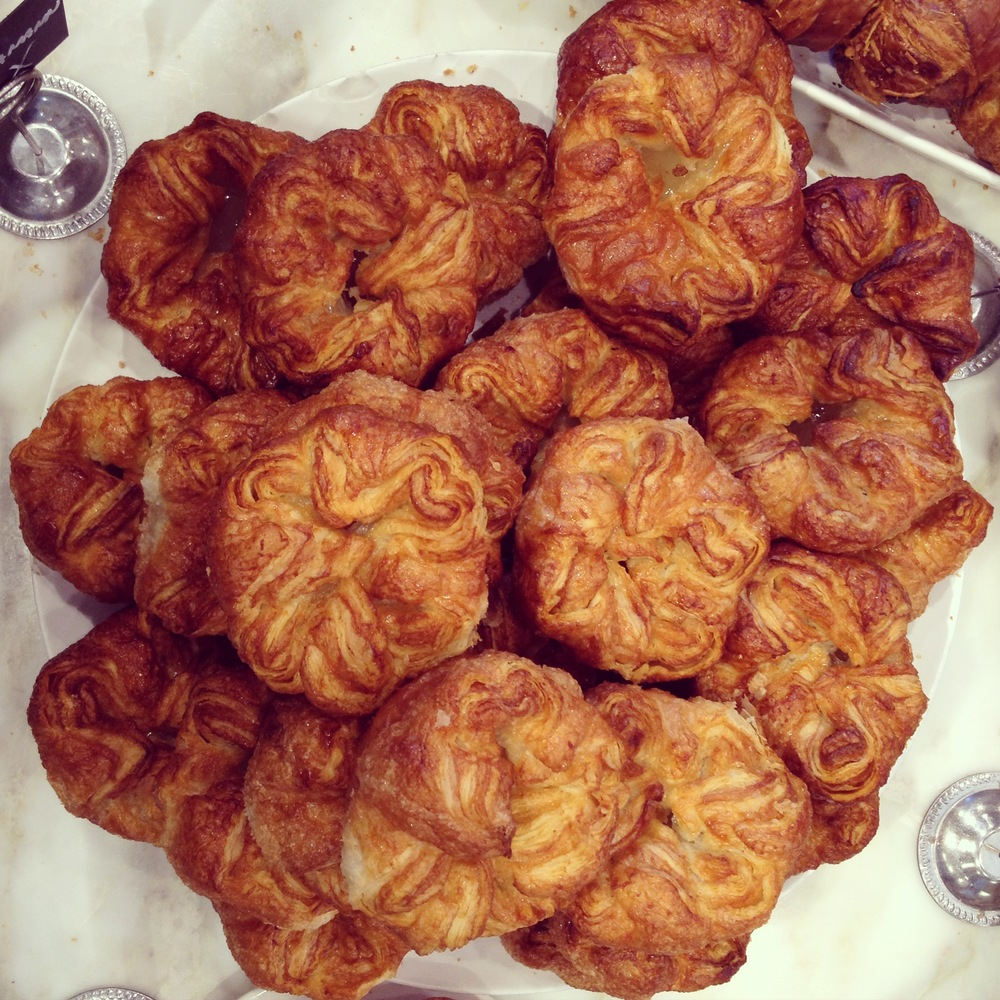 The deservedly famous Kouign Amanns