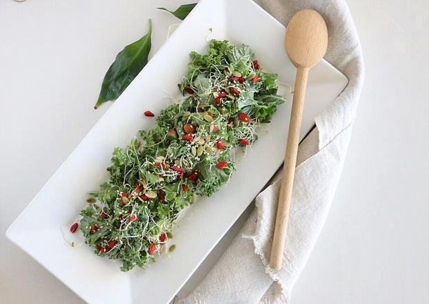 Kale & Superfood Salad