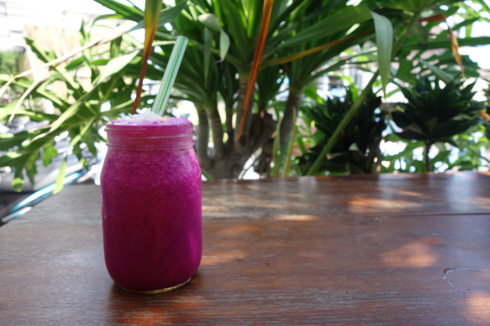 Dragonfruit (Pitaya) Smoothie
