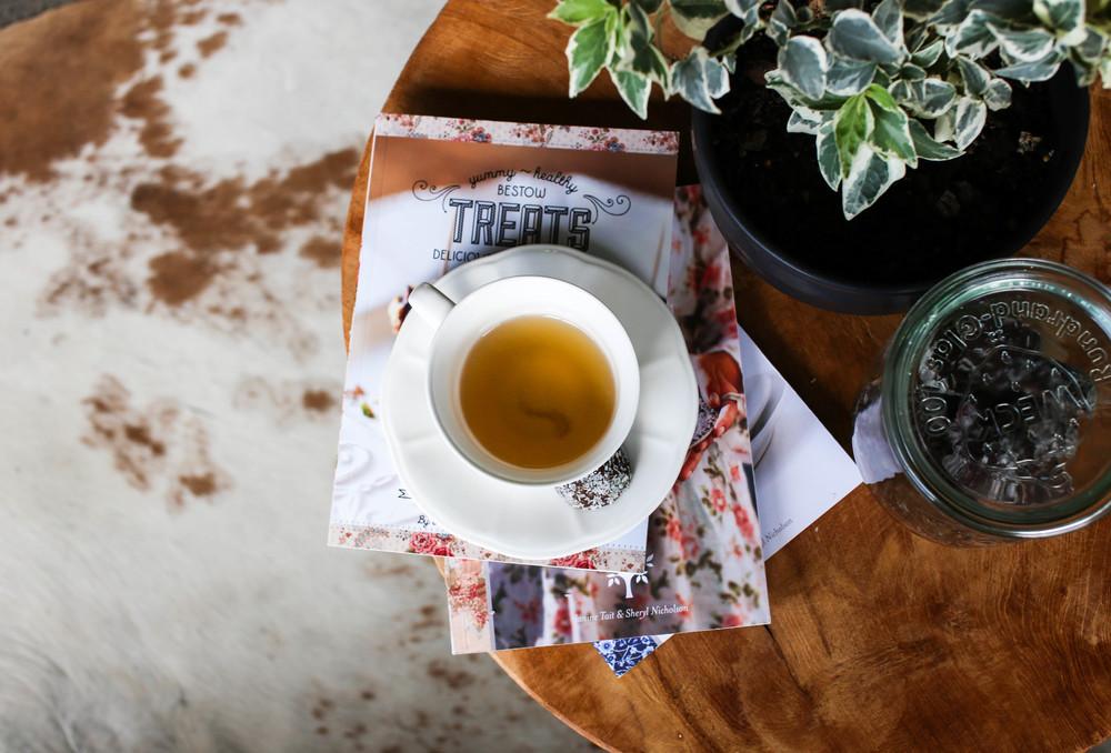 Ashleigh Scott Facialist tea
