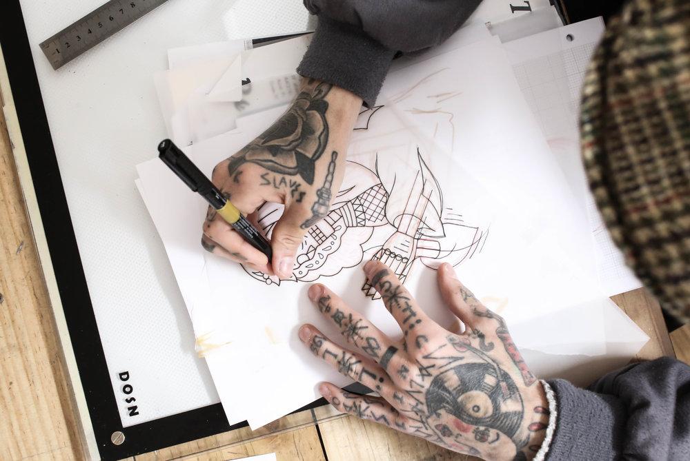 Dreamhands Tattoo