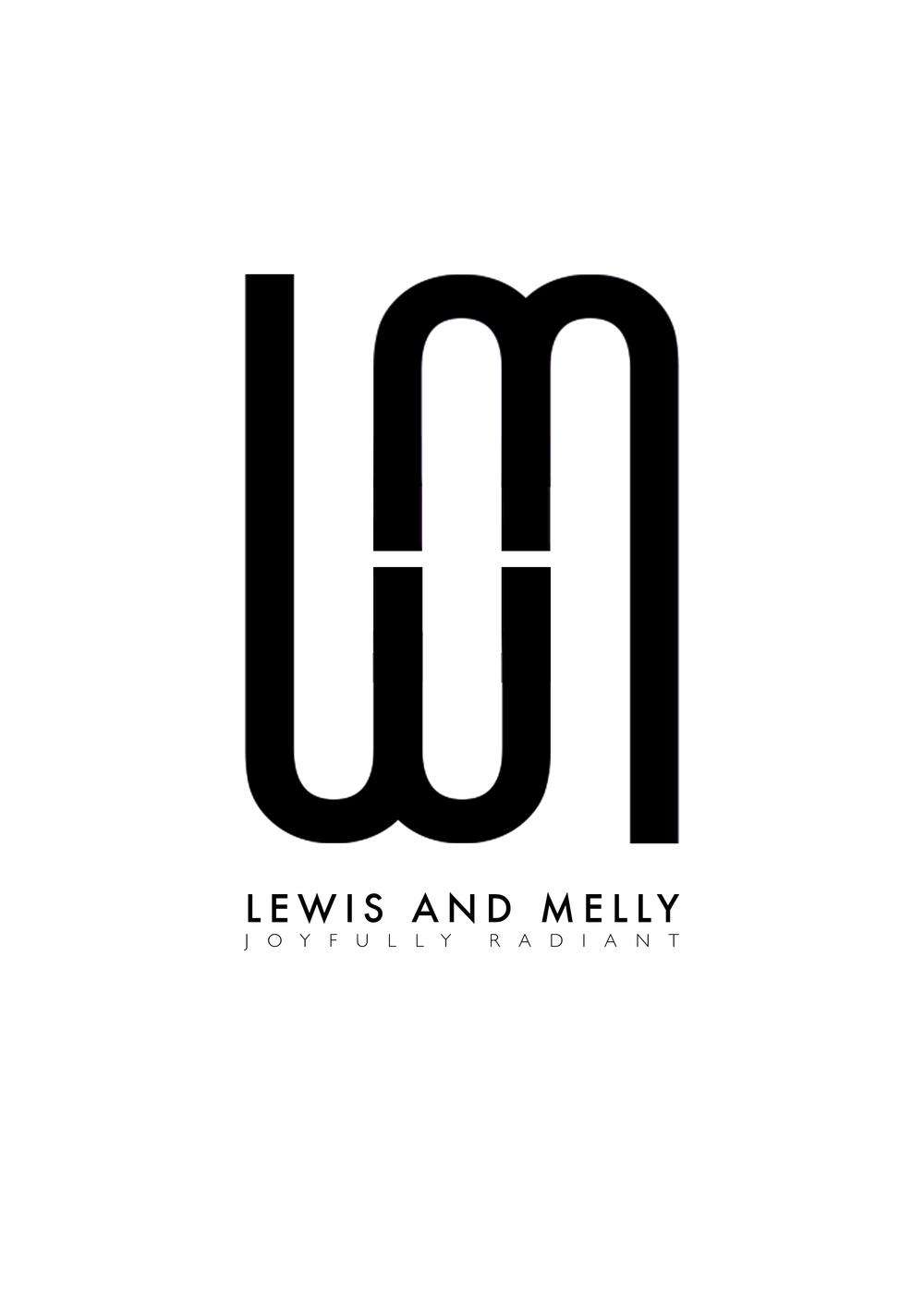 Afbeeldingsresultaat voor lewis en melly logo