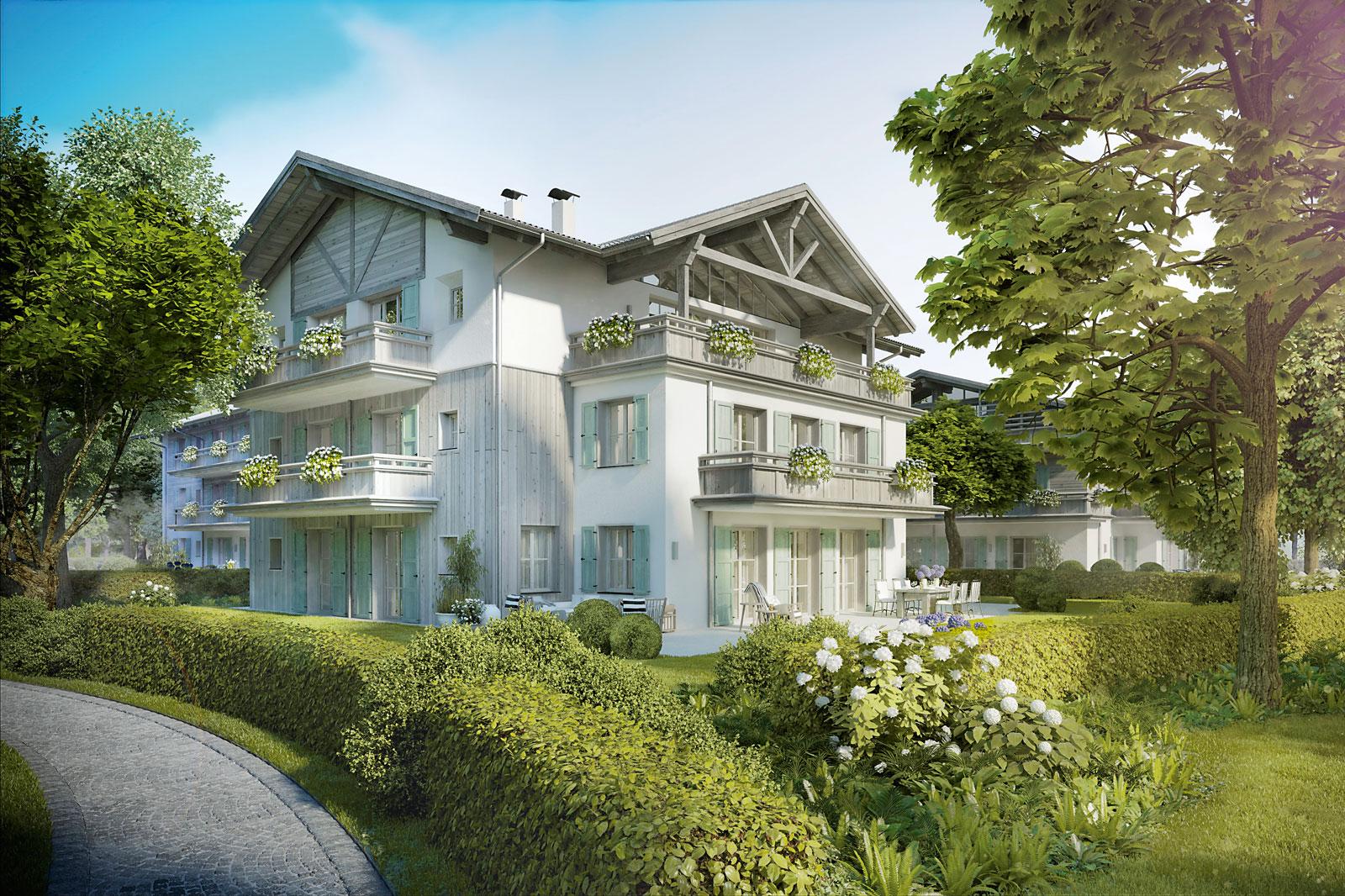 Tegernsee Villen – exklusive Wohnungen und Appartements am Tegernsee ...