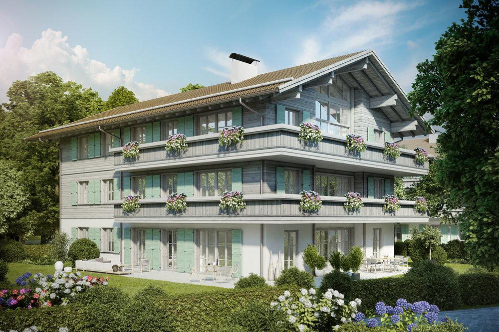 Villa Baumgarten am Tegernsee