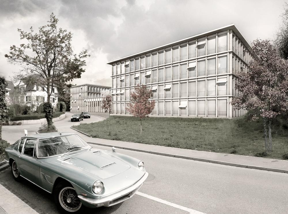 Schulhaus Goldbach, Küsnacht