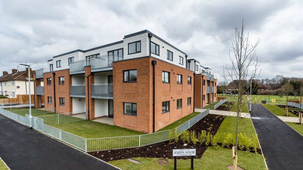 Hemming Way, Watford -