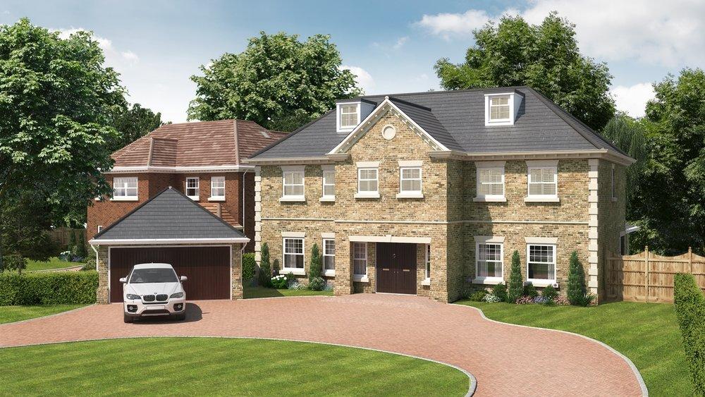 Oakhurst Avenue, Harpenden -