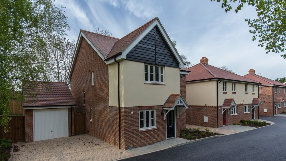 Heron Close, Wheathampstead -