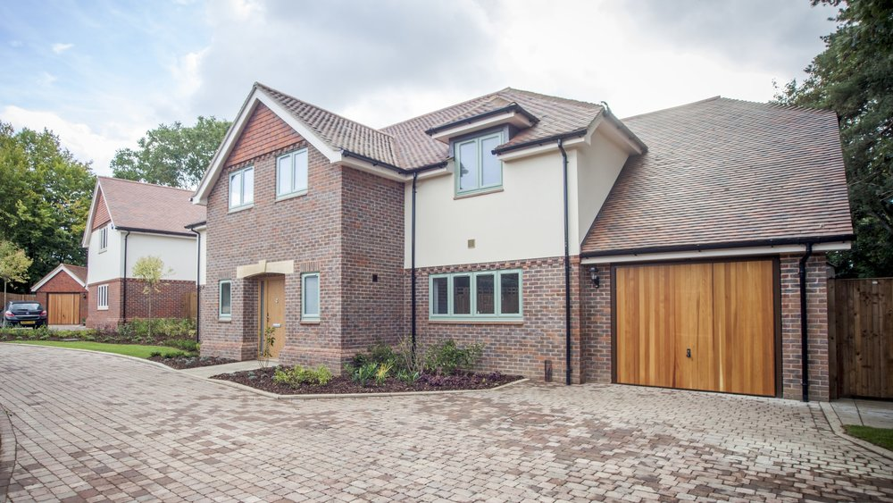 Glendale Close, Harpenden -