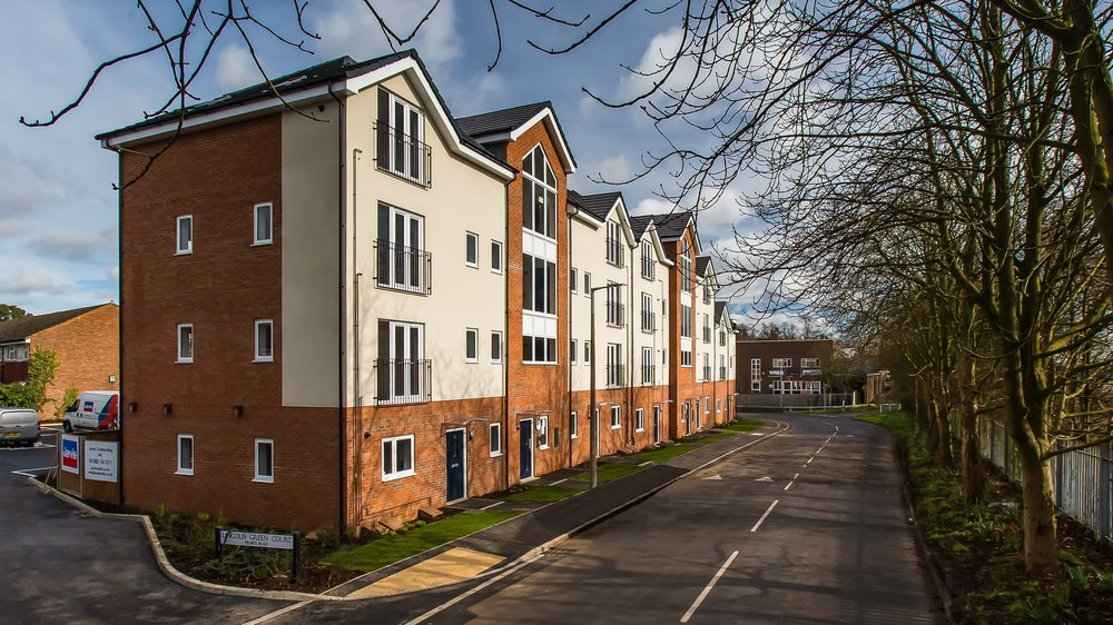 Lincoln Court, Watford -