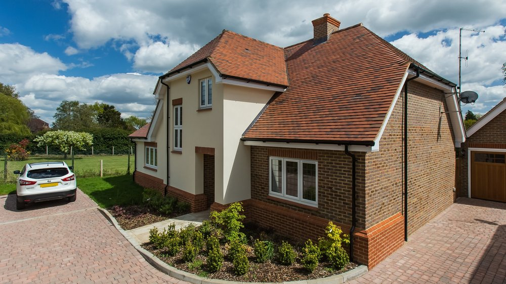 Osprey Close Phase 1, Harpenden -