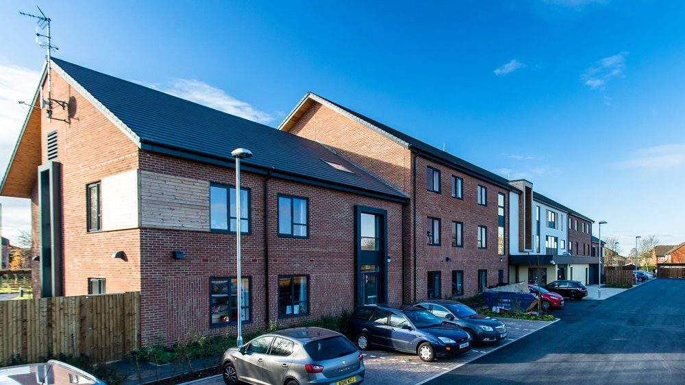 Anson Court, Welwyn Garden City -