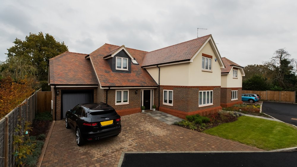 Osprey Close Phase 2, Harpenden -