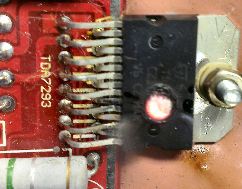 Chinese amplifier module