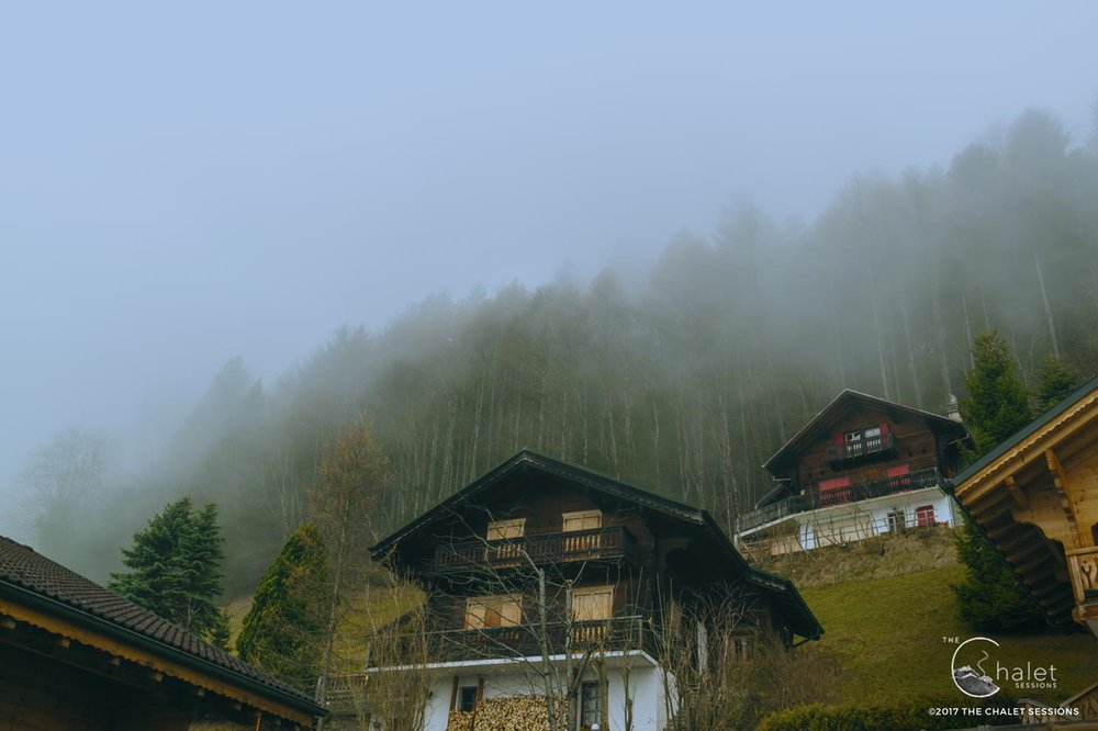 Serafyn Session - misty chalet