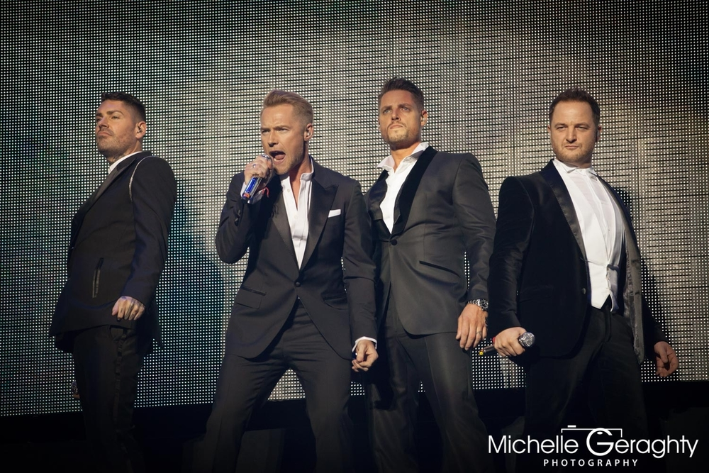 Boyzone at the O2, Dublin
