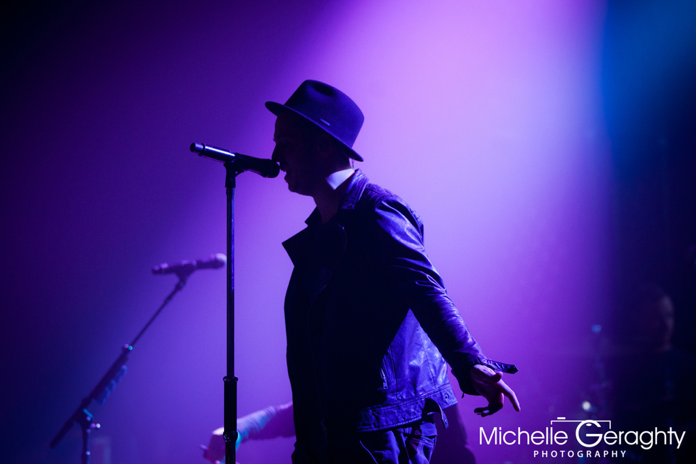 One Republic at the Olympia Theatre, Dublin
