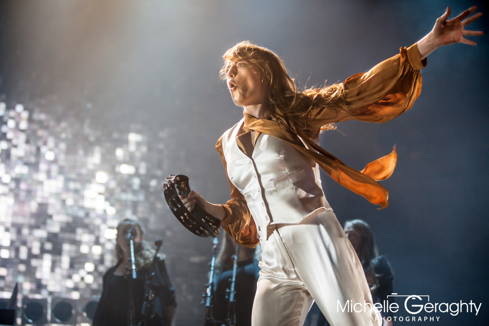 Florence + The Machine at the 3Arena, Dublin