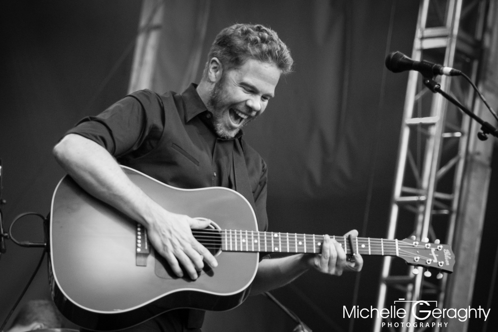 Josh Ritter at the Iveagh Gardens
